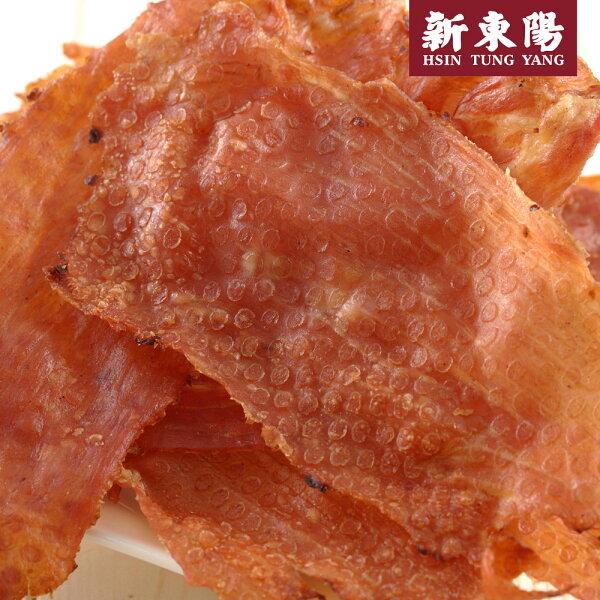 【新東陽】原味薄片豬肉乾50g