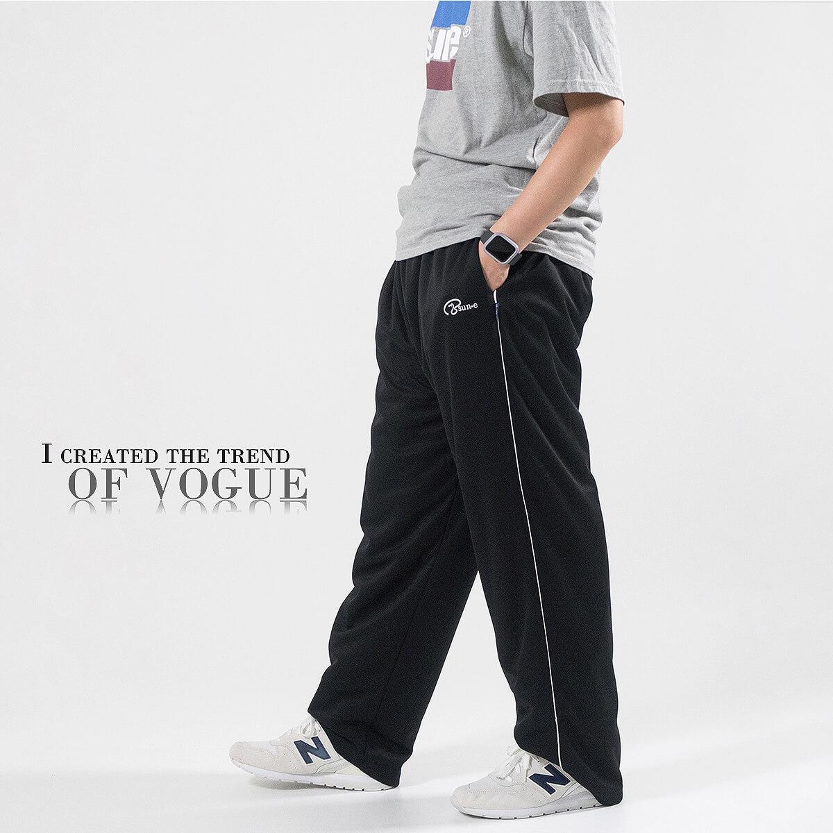 加大尺碼防潑水長褲 保暖台灣製長褲 防風休閒長褲 褲管無縮口彈性長褲 大尺碼男裝 全腰圍鬆緊帶休閒褲 黑色長褲 Made In Taiwan Big And Tall Water Repellent Pants Casual Pants (310-2056-08)深藍色、(310-2056-21)黑色、(310-2056-22)深灰色 4L 5L (腰圍:97~119公分  /  38~47英吋) 男女可穿 [實體店面保障] sun-e 5