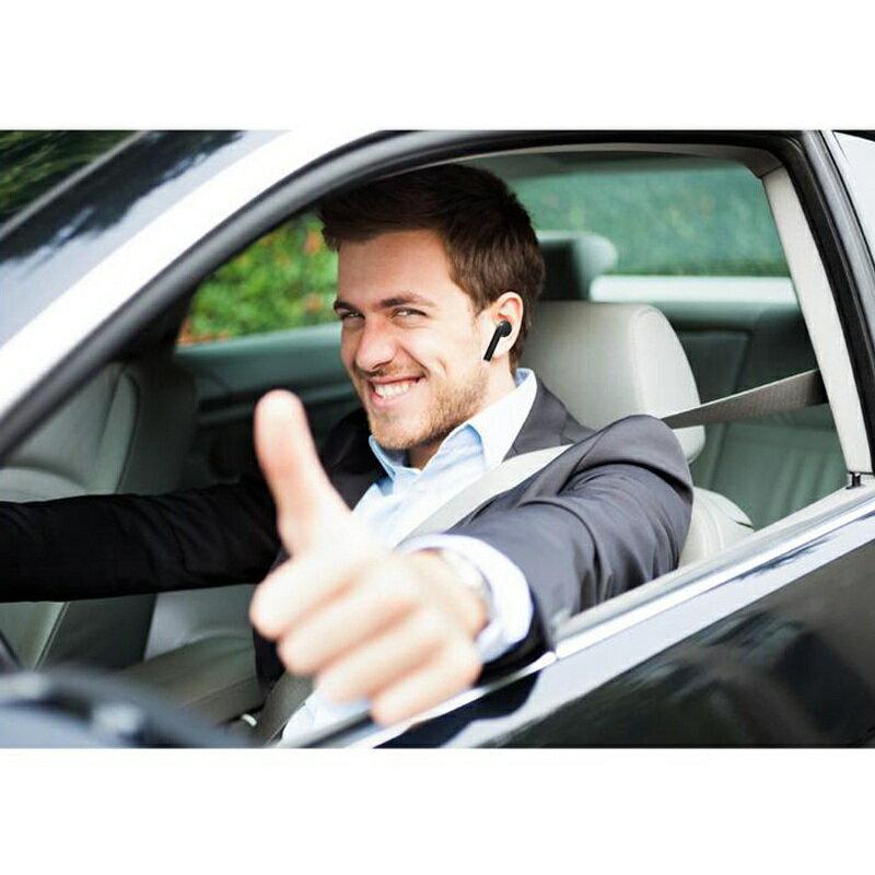 1 Pair Bluetooth 4.1 Wireless Bluetooth Headset In-ear Stereo Ear Buds Headset Earphone 4