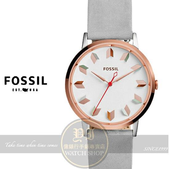 FOSSIL美國品牌Vintage活力女孩 腕錶ES4057 貨