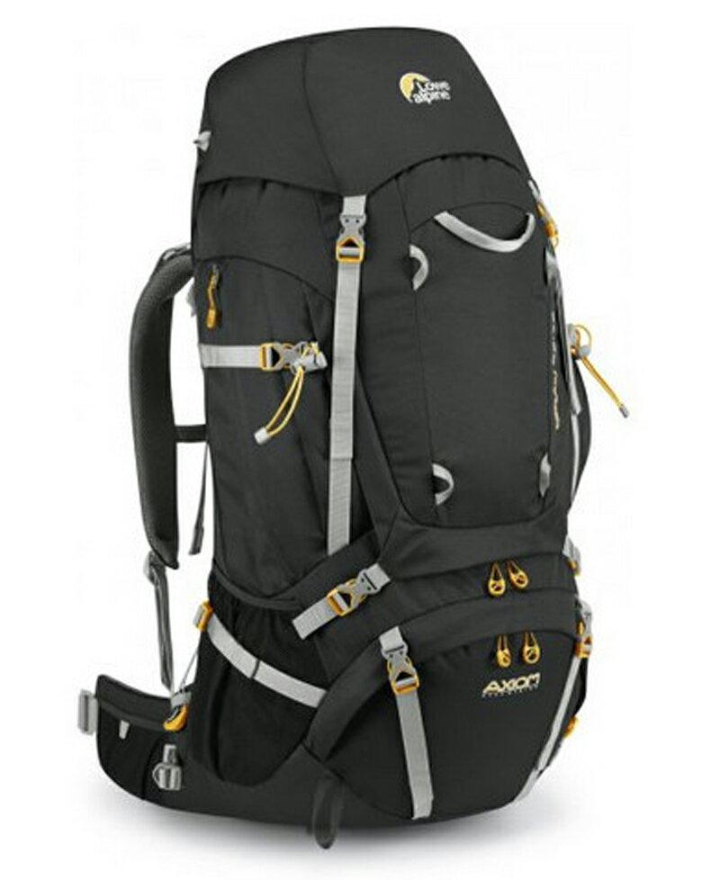 【鄉野情戶外專業】 Lowe Alpine |英國| Diran65:75背包登山健行背包健行 百岳 自助旅行-黑 FMP-48
