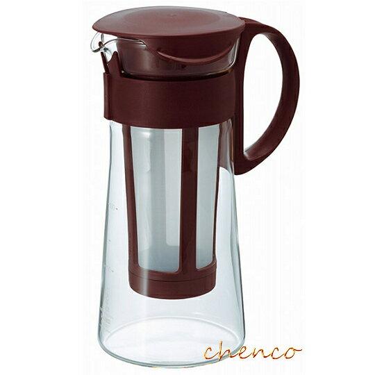 【晨光】HARIO 流線咖啡沖泡壺5杯用 咖啡色 600ml (MCPN-7CBR) 164314