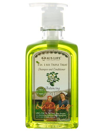 【晨光】澳洲原裝進口-澳思萊 茶樹高效調理洗髮精500ml-080672