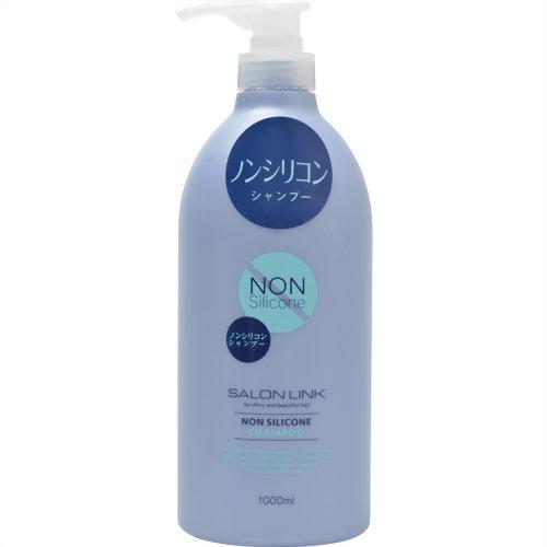晨光進口生活用品:【晨光】日本熊野無矽靈洗髮精1000ml-016101