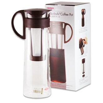【晨光】HARIO 流線咖啡沖泡壺-8杯用 1000ml (MCPN-14CBR)164321