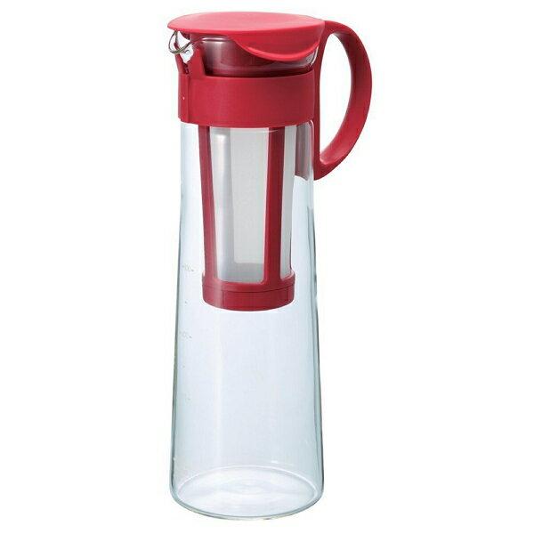 ~晨光~HARIO 流線咖啡沖泡壺8杯用 紅色 1000ml  MCPN~14R 1643