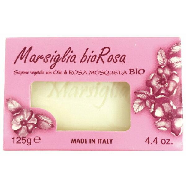 【晨光】義大利原裝進口 Iteritalia 油皂系列-玫瑰果油 125g