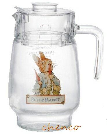 【晨光】彼得兔 彼得兔家族1.6L玻璃冷水壺MGS002