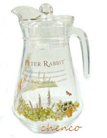 【晨光】彼得兔 彼得家族1.3L玻璃冷水壺 MGS056