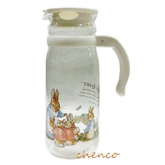 【晨光】彼得兔 兔媽媽玻璃冷水壺1215ML (MGS075A)