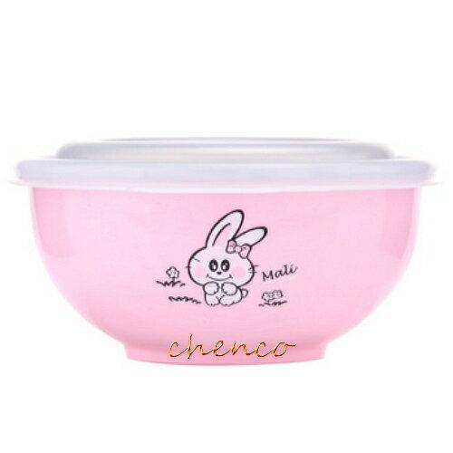 【晨光】Zebra斑馬牌 彩色隔熱兒童碗附湯匙-粉 (842023)