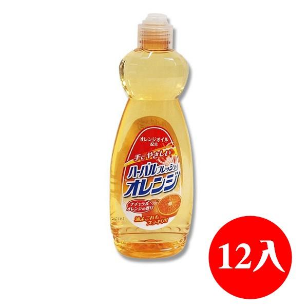 ~晨光~ 製橘子油洗碗精 600ml~12入 40610 ~ ~