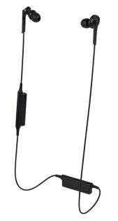 公司貨實體店面『audio-technica鐵三角ATH-CKS550XBT黑色』藍牙耳機藍芽4.1Ø9.8mm驅動單元7小時連續播放