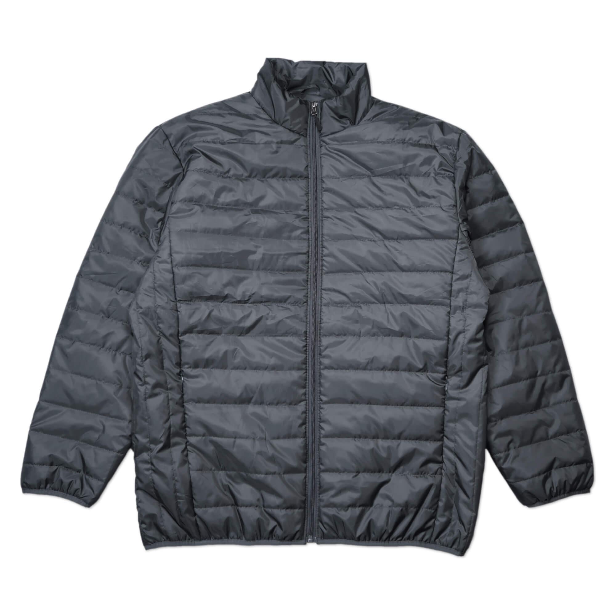 加大尺碼超輕量立領舖棉保暖外套 大尺碼夾克外套 大尺碼騎士外套 大尺碼防寒外套 大尺碼擋風外套 大尺碼休閒外套 鋪棉外套 藍色外套 黑色外套 (321-A831-08)深藍色、(321-A831-21)黑色、、(321-A831-22)灰色、(321-A830-22)灰綠色 5L 6L 7L 8L (胸圍:56~62英吋) [實體店面保障] sun-e 5