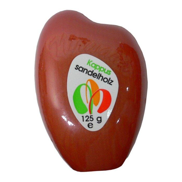 【晨光】德國製 Kappus Sandelholz 檀香香水皂 125g(000506)