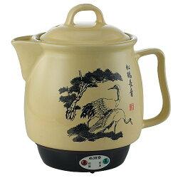 尚朋堂 3.8公升 陶瓷藥膳壺 SS-3200
