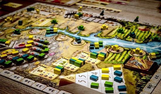 埃及人 流沙 Egizia Shifting Sands 繁體中文版 高雄龐奇桌遊 桌上遊戲專賣 熱門桌遊商品