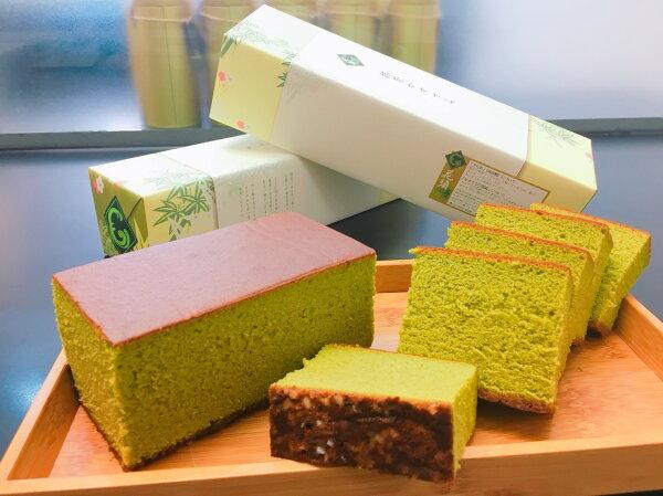 花須寺長崎蛋糕-抹茶