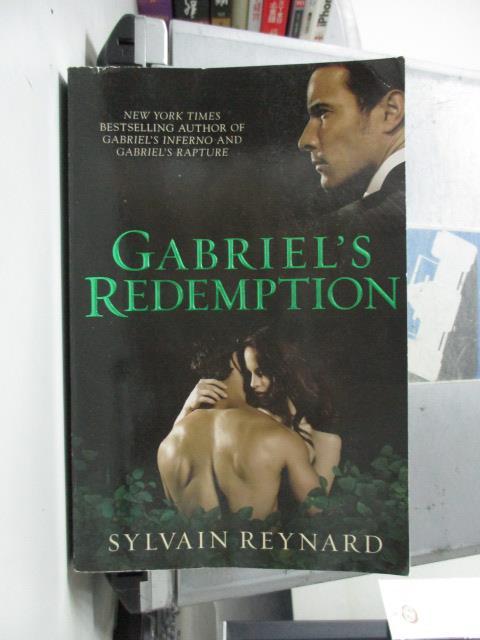 ~書寶 書T9/原文小說_NBW~Gabriel ^#x27 s Redemption_S