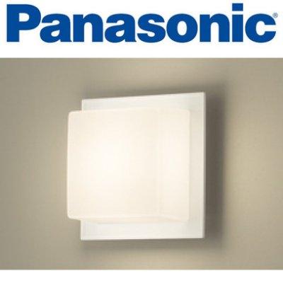 Panasonic 國際牌 LED 方形壁燈5W (黃光) HH-LW6020709