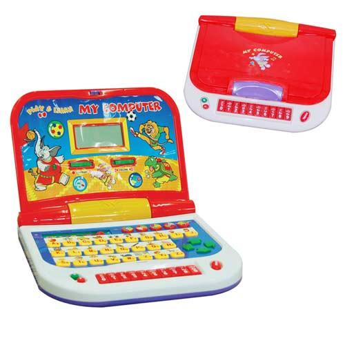 【奇買親子購物網】多功能兒童教學電腦學習機