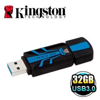 *╯新風尚潮流╭*金士頓 32G 32GB DataTraveler R3.0 G2 USB3.0 隨身碟 DTR30G2/32GB