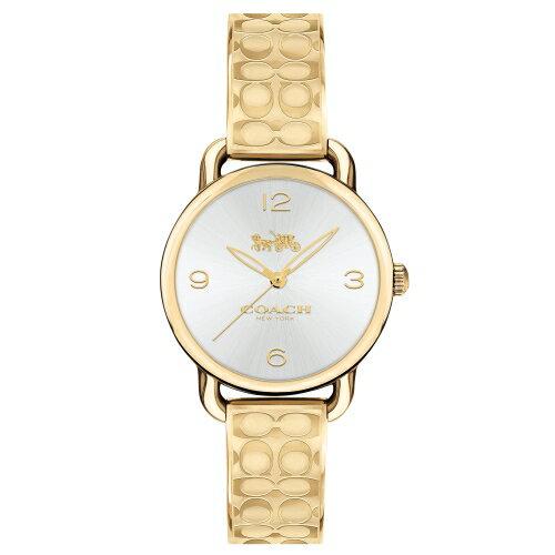 COACH漫步優雅時尚logo手鐲腕錶14502892