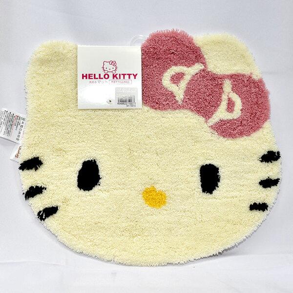 HelloKitty腳踏墊小地墊可水洗日本正版商品