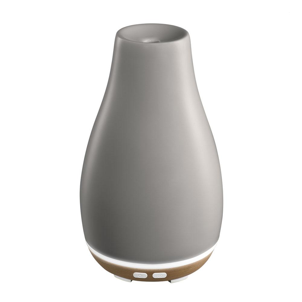 【全店93折+領券折$300】美國 ELLIA 伊莉亞 典雅陶瓷香氛水氧機 ARM-510 (灰色)