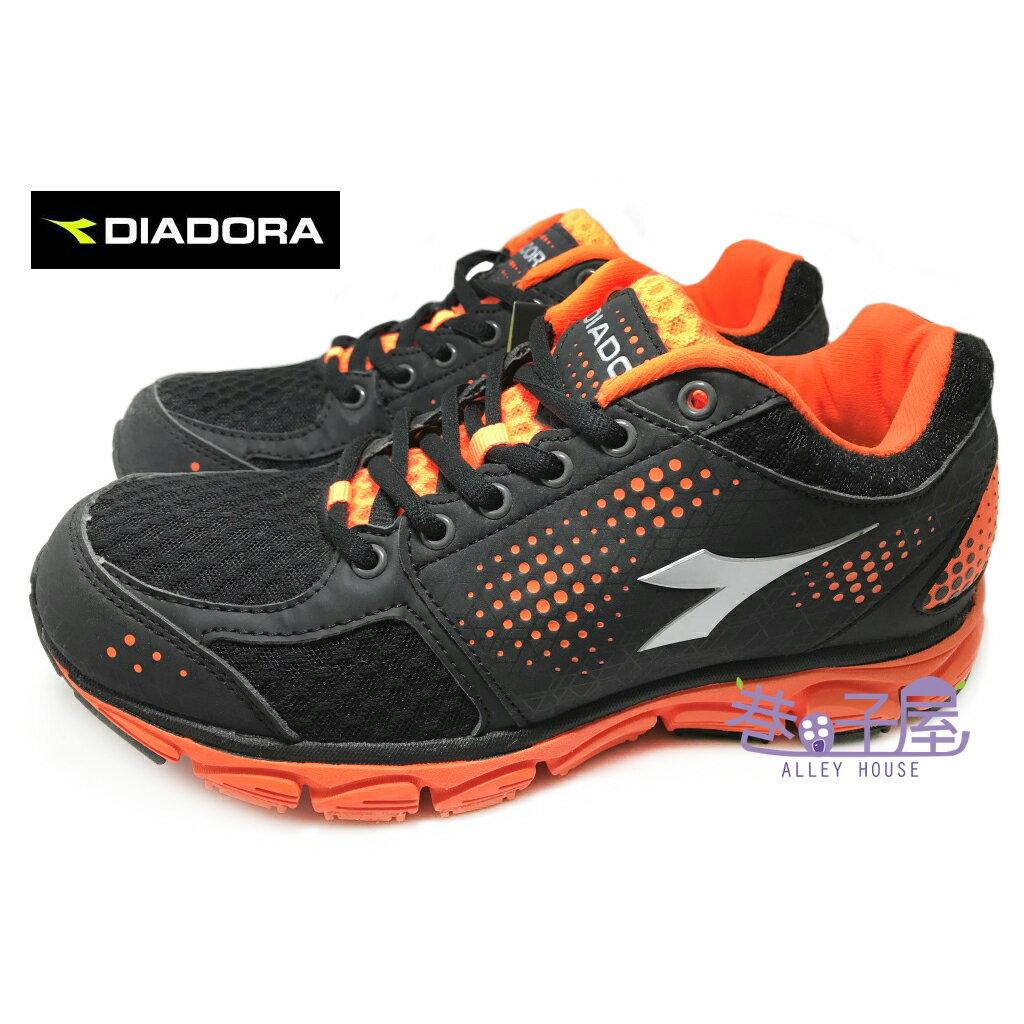 DIADORA迪亞多納涼感寬楦運動跑鞋