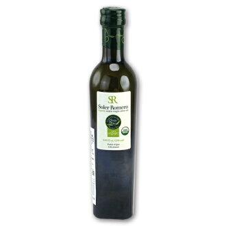 西班牙有機莎蘿瑪冷壓初榨橄欖油-1瓶