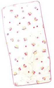 【蜜妮寶貝嬰童用品館】滿版紗布澡巾(二入) / 60 x 30cm /  藍色、粉紅
