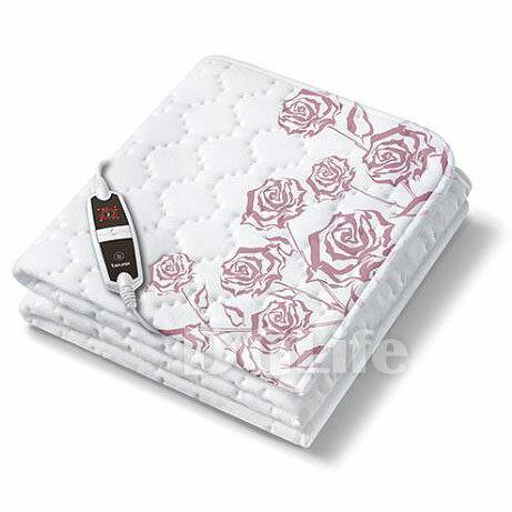 <br/><br/> beurer 德國博依 銀離子抗菌床墊型電毯 單人定時型 TP60<br/><br/>