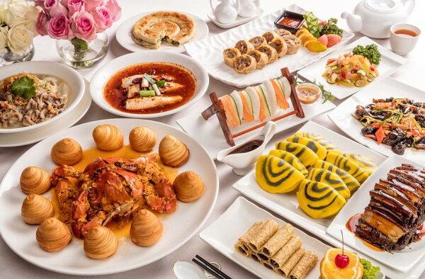 全台福容大飯店中式、日式、港點、西式套餐券