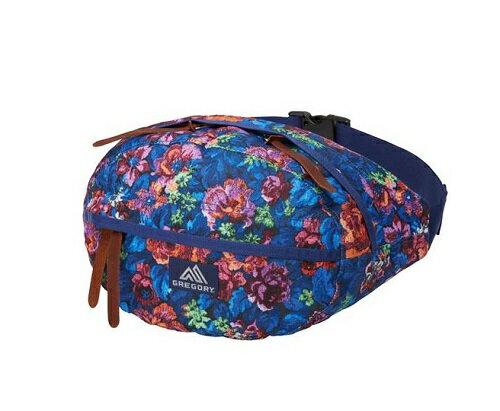 【【蘋果戶外】】GREGORY 65237 五彩印花 Tailmate XS 3.5L Luminous Tapestry 時尚腰包 斜背包 日系潮包 休閒旅遊腰包 零錢腰包 置物腰包