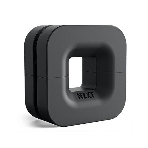 NZXT恩傑 Kraken【PUCK】磁性耳機座 耳機架 磁吸耳機架 黑/白/紫/紅/藍【迪特軍】