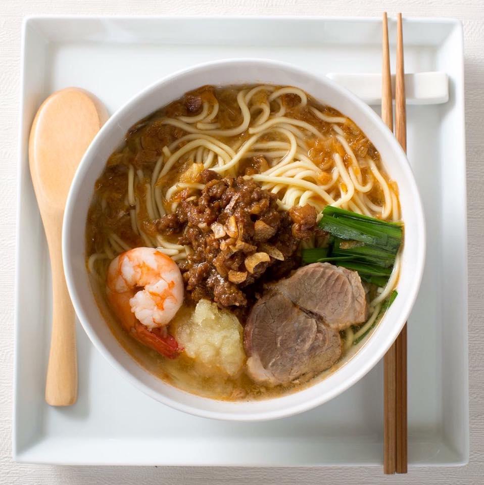 【古米兒】網購小吃鮮蝦擔仔麵 (5入)不用另外加水加料 | 簡單加熱即可食用 ↘ 499元免運 4