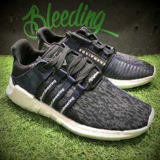finest selection 5536f 12789 White Mountaineering x Adidas EQT Support Future Boost 93/17針織系列 男款