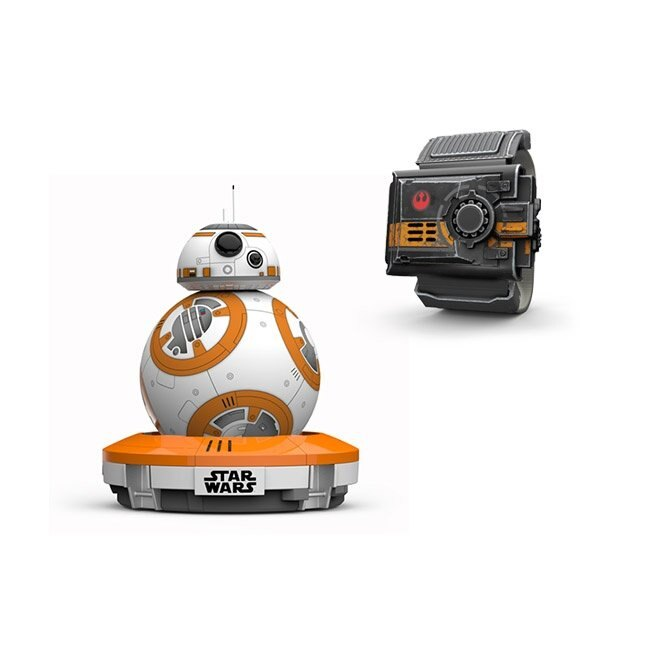 【新風尚潮流】 Sphero Star Wars BB-8 智能機器人 原力手環 套件組 BB8-ForceBand