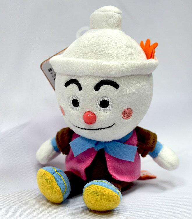 炸蝦飯人 麵包超人 玩偶 日本正版商品