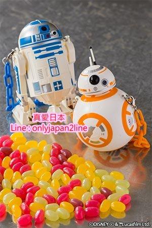 【真愛日本】16091200020樂園限定造型糖果罐-BB8    迪士尼 星際大戰 Star Wars 日本帶回 預購