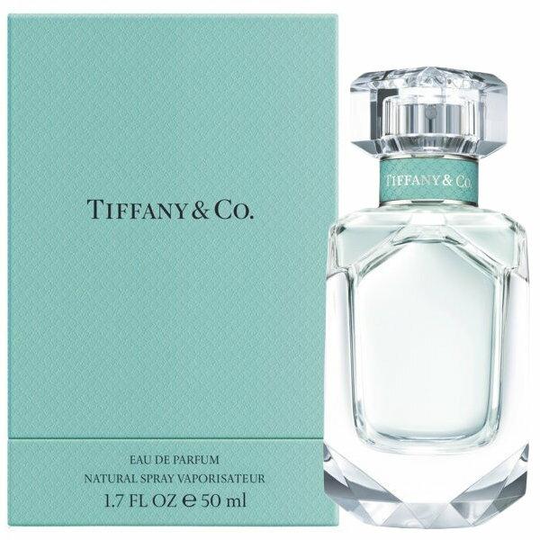 《整點特賣 12/10 15:00》TIFFANY & CO. 同名淡香精 50ML ☆真愛香水★