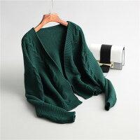 針織外套推薦到現貨1件就免運-純色v領麻花厚針織外套/ 樂天時尚館。現貨就在樂天時尚館推薦針織外套