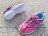 [最後一雙:14cm]《下殺5折》Shoestw【81702NNPPR】SKECHERS 小童鞋 桃紅紫 黏帶 魔鬼氈 童鞋 1