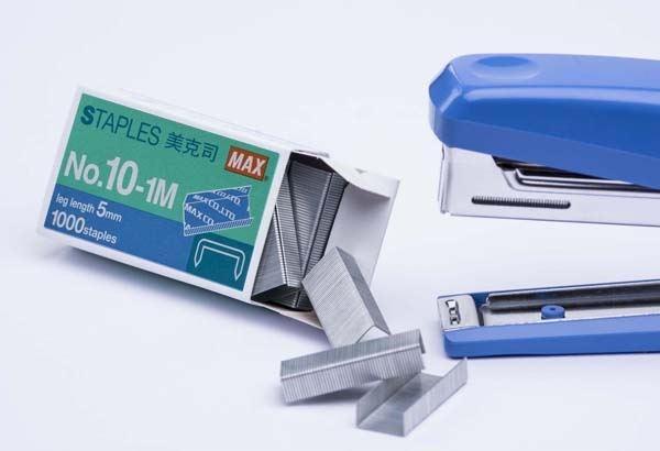 【文具通】MAX 美克司 釘書針 訂書針 P2010001