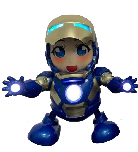 川劇變臉 雪寶 鋼鐵俠 會跳舞的機器人 發光蜘蛛人 蜘蛛人 美國隊長 大黃蜂 女鋼鐵人(小辣椒) 薩諾斯 8
