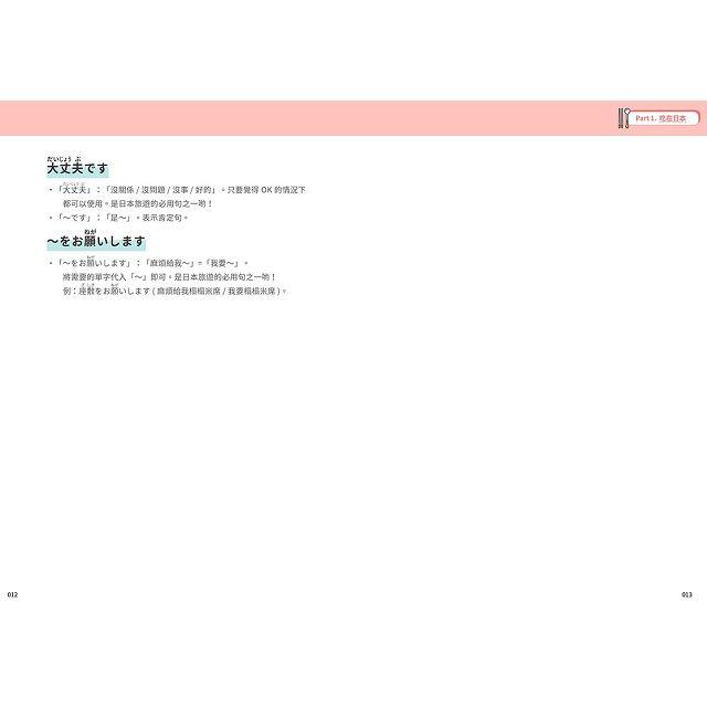 【預購】Eiko的吃喝玩樂日本語:掌握「聽」「說」關鍵字,秒懂秒回日本人!(首刷贈Eiko AmazingTalker課程優惠卷 / 附QR code音檔) 5