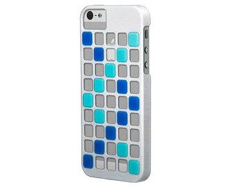 ~斯瑪鋒數位~Apple iPhone 5/5S X-doria Cubit遊戲方塊組合 保護殼 手機殼 手機背蓋 (白)