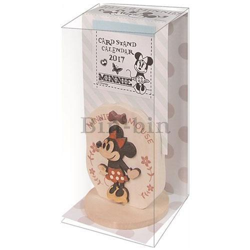 迪士尼 米妮 木製卡立式桌曆 904~765 ~  好康折扣