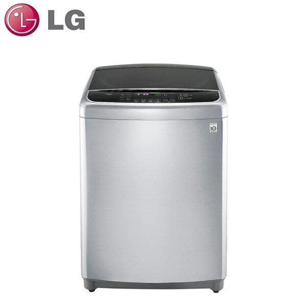 原廠送好禮★【LG樂金】17公斤直立式變頻洗衣機WT-D176SG【三井3C】
